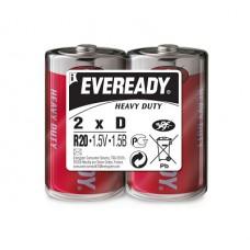 Батарейка EVEREADY (Эвереди) HD R20 SHP2