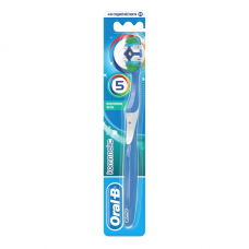 ORAL_B Зубная щетка Комплекс Пятисторонняя чистка 40 средняя 1шт