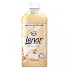 Кондиционер для белья Lenor (Ленор) Концентрат для чувствительной кожи Миндальное масло 2 л.