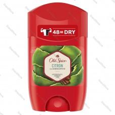 OLD SPICE (Олд Спайс) Твердый дезодорант-антиперспирант CITRON 50мл