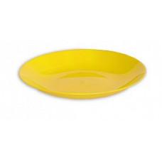 Тарелка GRILL MENU круглая d190мм /Полимербыт