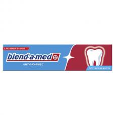 BLEND_A_MED (Бленд-а-Мед) Зубная паста Анти_Кариес Свежесть 100мл