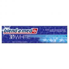 BLEND_A_MED (БЛЕНД_А_МЕД) Зубная паста 3D White Арктическая свежесть 100мл