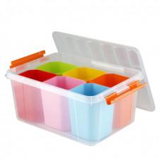 Ящик для игрушек Профи KIDS 410*295*183 15л /Полимербыт