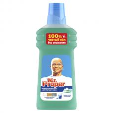 MR PROPER (Мистер Пропер) Моющая жидкость для полов и стен Горный ручей и прохлада 500мл