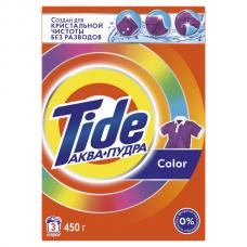 Стиральный порошок Tide (Тайд) Автомат Color 450 гр.