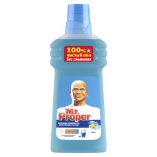 Моющая жидкость для уборки Универсал MR PROPER (Мистер Пропер) Океанская свежесть 500мл