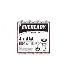 Батарейка Eveready (Эвереди) HD R03 SHP4 4 шт