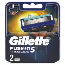 GILLETTE FUSION ProGlide (ЖИЛЛЕТТ ФЬЮЖН) Сменные кассеты для бритья 2шт