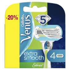 GILLETTE VENUS (ВИНУС) Embrace Сменные кассеты для бритья 4шт