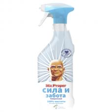 Универсальный чистящий спрей MR PROPER (Мистер Пропер) Бережная уборка 500мл