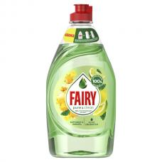 Средство для мытья посуды FAIRY (Фейри) Pure & Clean Бергамот и Имбирь 450мл