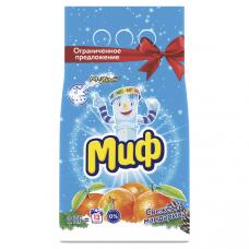 Стиральный порошок Миф автомат Свежесть мандарина 2 кг