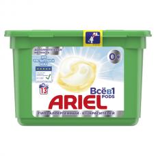 Ariel (Ариэль) Всё-в-1 Капсулы Для Стирки 13шт.