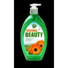 """Organic Beauty  Мыло жидкое""""Органик Бьюти""""защитное, 500мл"""