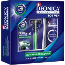 0931 Подарочный набор Deonica for MEN для бритья