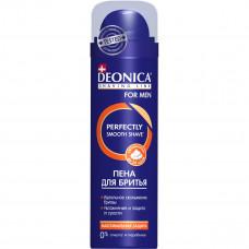 """35616 Пена для бритья Deonica for MEN """"Максимальная защита"""", 240 мл"""