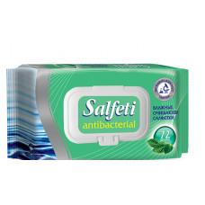 """48397 Влажные салфетки """"Salfeli"""" (Салфети) 72шт антибактериальные"""