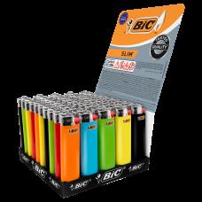Зажигалка карманная кремниевая BIC J3 Стандарт Ассортимент