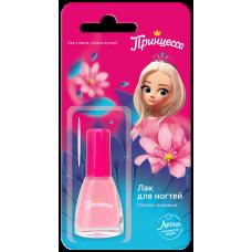 """""""Принцесса"""" Лак для ногтей Светло-розовый, 6 мл"""