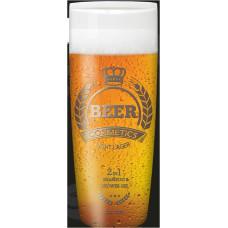 Beer (Бир)  мужской Гель-шампунь Светлый Лагер, 400 мл