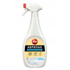 BAGI АКРИЛАН (Баги) чистящее средство для ванной, 400мл