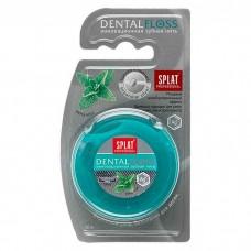 Мятная зубная нить SPLAT Professional DentalFloss с волокнами серебра, 30 м
