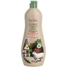 BioMio. BIO-KITCHEN CLEANER Экологичное чистящее средство для кухни. Апельсин 500мл