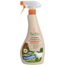 BioMio. BIO-BATHROOM CLEANER Экологичное чистящее средство для ванной комнаты. Грейпфрут 500 мл.