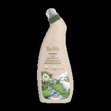 BioMio. BIO-TOILET CLEANER Экологичное чистящее средство для унитаза. Чайное дерево 750 мл