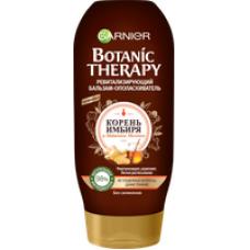 """Garnier Botanic Therapy (Гарньер Ботаник терапи) Ревитализирующий Бальзам """"Корень имбиря и Маточное Молочко"""" для истощенных, даже тонких волос, 387 мл"""