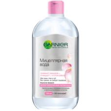 Garnier (Гарньер) Мицеллярная вода, очищающее средство для лица 3 в 1 с глицерином и П-анисовой кислотой, для всех типов кожи, 700 мл