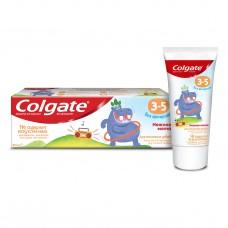 COLGATE (Колгейт) 3-5 Нежная мята детская зубная паста без фторида, 60 мл