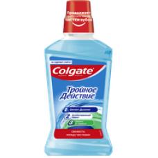 Colgate (Колгейт) Тройное Действие антибактериальный ополаскиватель для полости рта, 500 мл