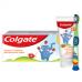 """Colgate (Колгейт) Детский набор """"3-5 Детская зубная паста со вкусом клубники, 60 мл"""" + Зубная щетка Colgate «Для детей 2-5»"""
