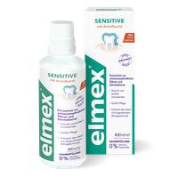 Elmex (Элмекс) Сенситив ополаскиватель для полости рта для снижения чувствительности зубов, 400 мл