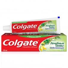 COLGATE (Колгейт) Лечебные травы Отбеливающая зубная паста, 100 мл