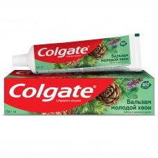COLGATE (Колгейт) Бальзам молодой хвои противовоспалительная зубная паста, 100 мл