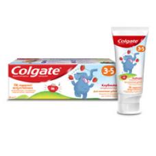 Colgate (Колгейт) 3-5 Клубника детская зубная паста с фторидом, 60 мл