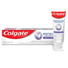 Colgate (Колгейт) Безопасное отбеливание Забота о деснах отбеливающая зубная паста, 75 мл