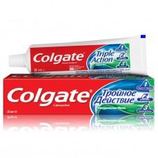 COLGATE (Колгейт) Тройное действие Натуральная мята комплексная зубная паста, 50 мл