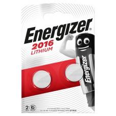 Батарейка ENERGIZER (Энерджайзер) CR2016 FSB2 литиевая