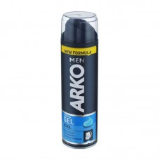 504261 Гель для бритья ARKO (Арко) Men Shaving Gel Cool Охлаждающий 200 мл