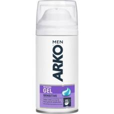 505228 Гель для бритья ARKO (Арко) SENSITIVE для чувствительной кожи 75мл