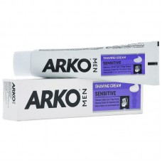 504307 Крем д/бр Arko Men Shaving Cream Sensitive 65 g