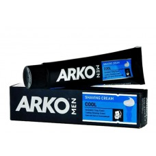 504295 Крем для бритья ARKO (Арко) Men Shaving Cream Cool Охлаждающий 65г