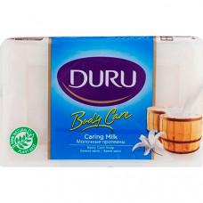 4445 Мыло DURU (Дуру) Body Care банное молочные протеины 160г