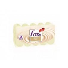 502135  Мыло FAX (Факс) Крем  (экопак) 5*70г
