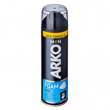 505237 Пена д/бр Arko Men Shaving Foam Cool 200 ml