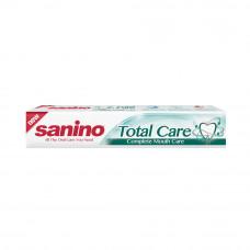 """1798 Зубная паста """"Sanino"""" (Санино) комплексный уход 100мл"""